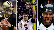 From Joe Flacco to Aaron Rodgers, the NFL's highest-paid quarterbacks [Pictures]
