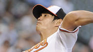 Orioles LHP Wei-Yin Chen to make spring debut vs. Tampa Bay Rays