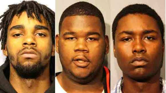 3 charged in murder of South Shore man