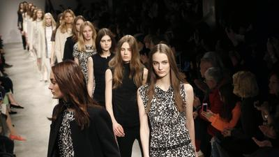 Paris Fashion Week fall 2013: Isabel Marant review