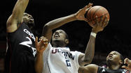 Pictures: UConn At Cincinnati