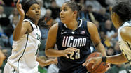 Before UConn could think about Monday and Notre Dame it had to focus on Saturday and South Florida.