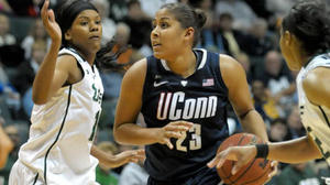 UConn Tops South Florida, 85-51