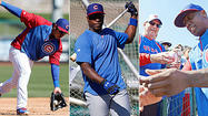 Three Cubs fit classic spring training profiles