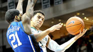 DURHAM, N.C. — First Shane Larkin, then Rion Brown.
