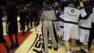 Shabazz Napier had never missed a game at UConn, played 102 in a row through various foot and shoulder injuries.