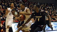 CINCINNATI — This was a UConn team held together by duct tape, bandages and lots and lots of heart. If any UConn fan wants to stop here, wants to chalk up this game without Shabazz Napier as proof positive that these Huskies always play with determination and perspiration, well, you can stop reading after the next sentence.