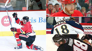 1,000th game an honor for Hossa