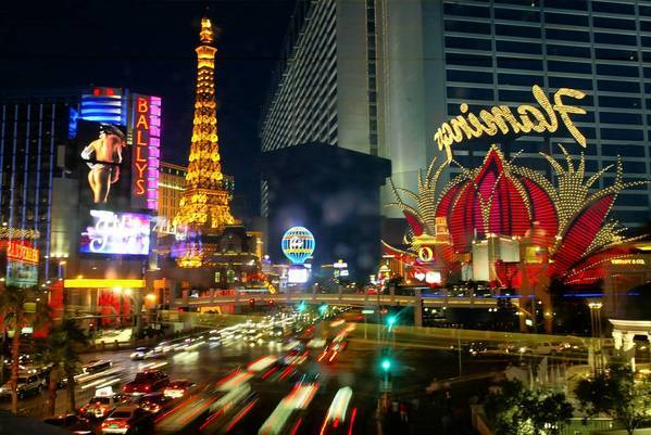 The Los Vegas Strip is a huge tourist draw, but it also has its haters, and they're not shy about deriding the city.