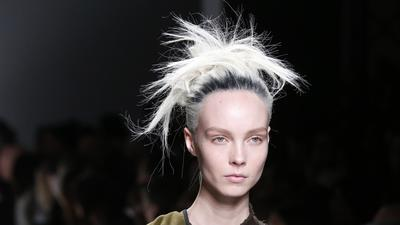 Paris Fashion Week Fall 2013: Haider Ackermann review