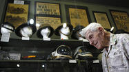 "Jerome Oxman, who started a mail-order business in the early 1960s that grew into a sprawling Santa Fe Springs outlet that became both a <a href=""http://www.oxmans-surplus.com/"">military surplus store</a> and a military museum, has died. He was 97."