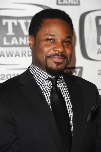 """The Cosby Show's"" Malcolm-Jamal Warner."
