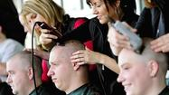 Shaving heads is growing fundraiser in Annapolis