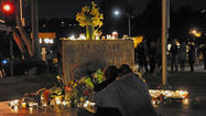 Photo Gallery: Memorial at La Cañada High