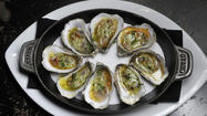 "Oyster happy hours have been popping up lately. <a href=""http://findlocal.baltimoresun.com/listings/the-corner-baltimore"" target=""_self"">Corner BYOB</a> in Hampden had a Saturday afternoon oyster party a few weeks ago. They called it a Shuck-n-Chat. Love that."