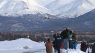 On Feb. 26, a FedEx Boeing 727 cargo jet completed two flyovers and landed at Merrill Field.