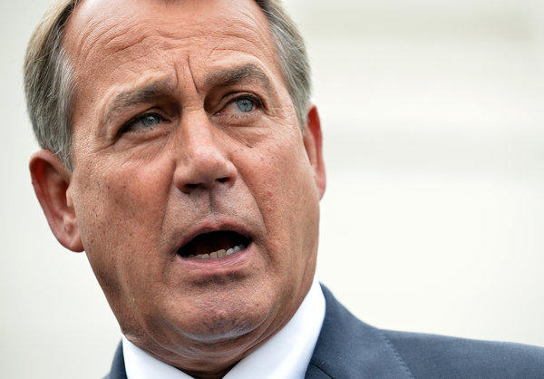 House Speaker John A. Boehner (R-Ohio) said he was 'absolutely' committed to keeping the government running.