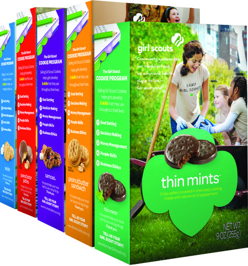Dreaming of Thin Mints? - It's Not Too Late to Buy Girl Scout Cookies!