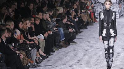 Paris Fashion Week Fall 2013: Viktor and Rolf review