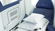 Delta Air Lines, one of the nation's largest airlines, said surveys of its own customers suggest that sleep is the most important in-flight experience.