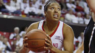 "The ninth-ranked Maryland women's basketball had begun to pull away in its regular season finale Sunday afternoon when the <a href=""http://www.baltimoresun.com/sports/terps/"">Terps</a> backslid briefly, surrendering consecutive 3-pointers near the end of the first half that allowed Wake Forest a glimmer of hope."