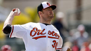 Orioles right-hander Chris Tillman takes 'step forward' in second spring start