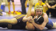 Perry hall wrestler Matt Green