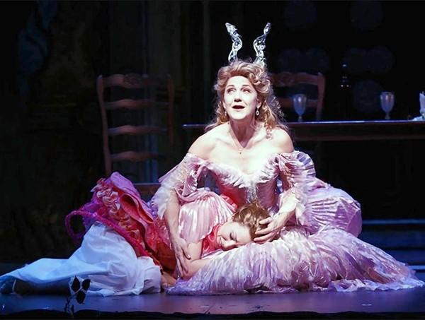 Cinderella Broadway Quotes Broadway Review Rodgers And