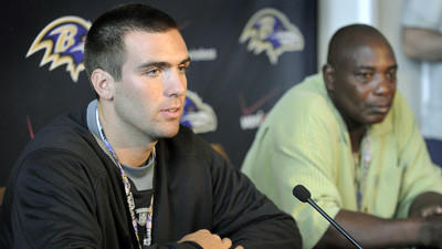 With Joe Flacco's deal done, Ravens will likely decline to use …