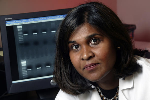Dr. Deborah Persaud, a virologist at Johns Hopkins Children's Center, was the lead author on the report.