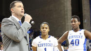 Photo Gallery: UK Hoops tops Tennessee