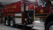 PHOTOS: Stoystown's new tanker