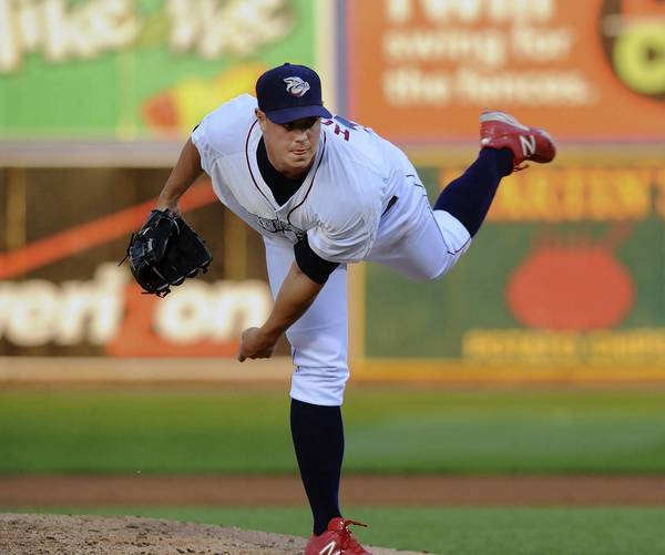 Jeremy Horst had a 2.11 ERA in 26 games with the IronPigs last season.