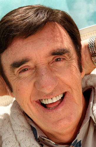 "Well, gawwwly! ""Gomer Pyle, USMC"" and ""The Andy Griffith Show"" star Jim Nabors married his longtime partner, Stan Cadwallader, in Seattle in January. The relationship was never a secret, but the sitcom star had not come out publicly before.  ""I'm 82, and he's in his 60s, and so we've been together for 38 years, and I'm not ashamed of people knowing,"" <a href=""http://www.latimes.com/entertainment/gossip/la-et-mg-jim-nabors-gay-married-stan-cadwallader-20130130,0,7086455.story"">Nabors told Hawaii News Now</a>."