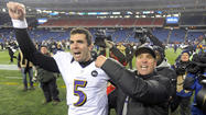 John Harbaugh 'very happy' for Joe Flacco, calls six-year contract 'very fitting'