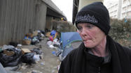 City to raze homeless encampment near JFX