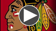 Video highlights: Blackhawks 2, Red Wings 1