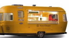 Veuve Clicquot Airstream at YOLO tomorrow