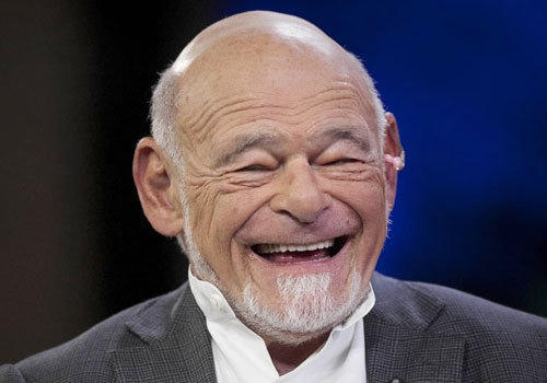 <em>Sam Zell is the principal of real estate investment trust Equity Residential. (Jose More/Chicago Tribune)</em>
