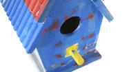 March 15 is the deadline to enter the For the Birds Birdhouse Competition and Exhibit at the Virginia Living Museum, according to a museum news release.