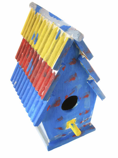 Kids are invited to enter birdhouse-building contest at Virginia Living Museum in Newport News.