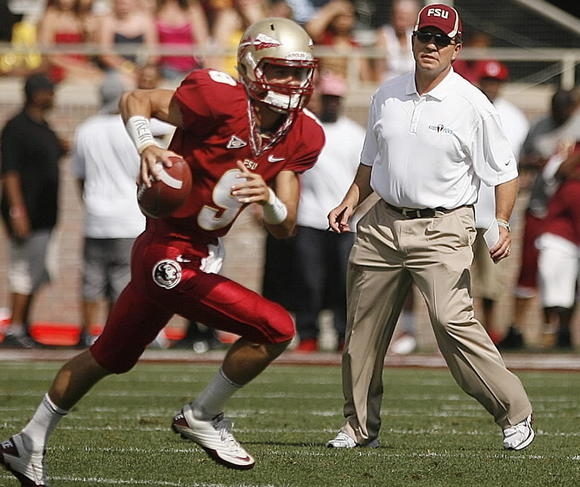 Florida State Seminoles Clint Trickett