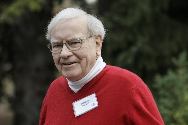 Berkshire Hathaway Chief Executive Warren Buffett, shown last year, says the federal government's across-the-board-cuts approach to deficit reduction is better than no deficit reduction at all.