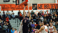 HARBOR SPRINGS — Sophomore forward Corey Redman had a game-high 19 points and seven rebounds as Boyne City topped Harbor Springs, 58-45, Saturday in their regular season and Lake Michigan Conference finale.