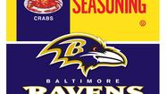 Baltimore loves its Ravens. And it loves Old Bay. And for just a little while, the city can have the two together.