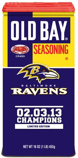 Old Bay Ravens can