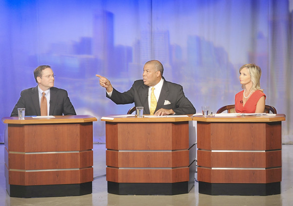 Pictures: Baltimore City Mayoral candidates debate - Host and panelists
