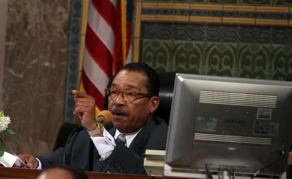 Los Angeles City Council President Herb Wesson Jr. proposed and stands behind Proposition A, a half-cent increase in the city sales tax.