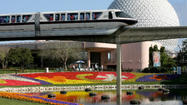 Orlando theme parks and attractions this week feature flowers and a packed schedule of musical performances.