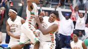 Shaq leads Blanche Ely boys basketball team in Harlem Shake